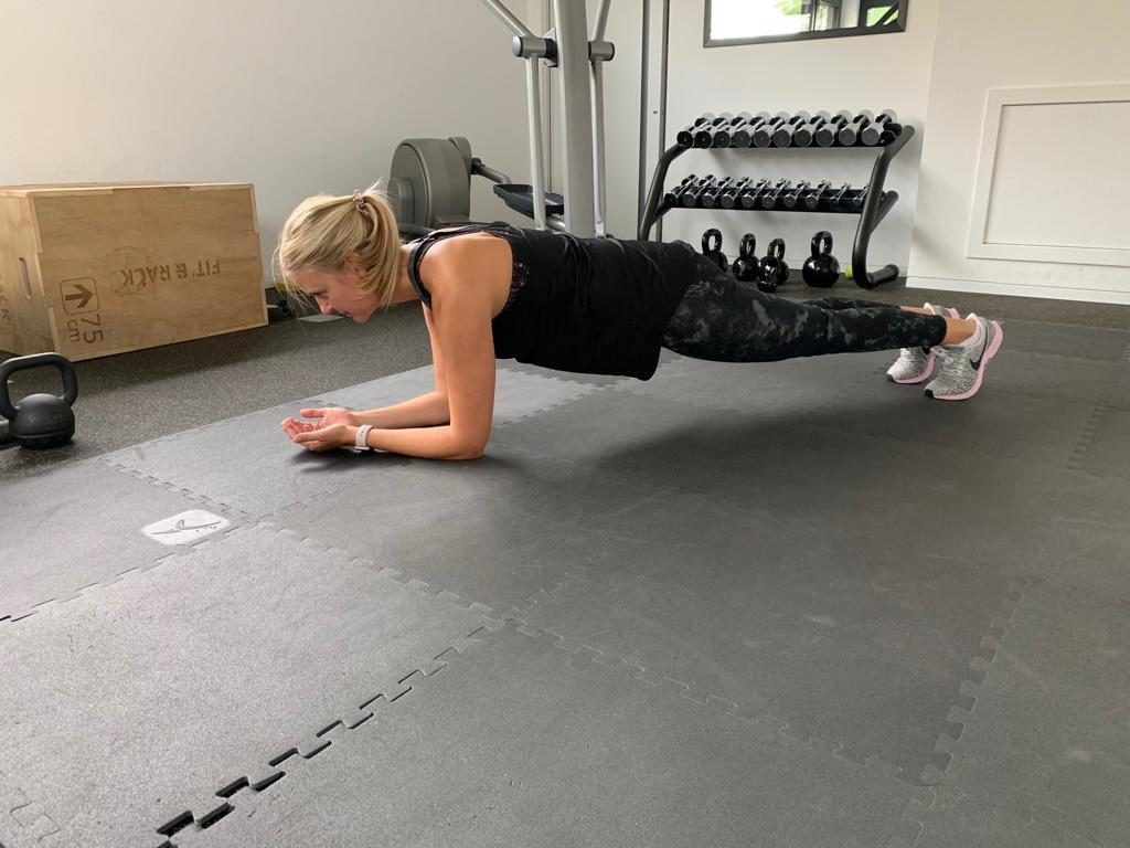 Michèle Wagner - Personal Trainer/Coach Ehnen